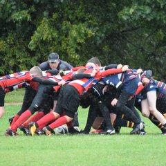 Watford U13 v Old Albanians 23/9/18