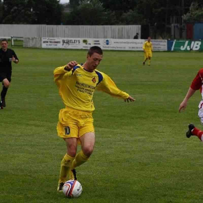St Helens Town v Ashton Athletic FA Cup 17/8/13