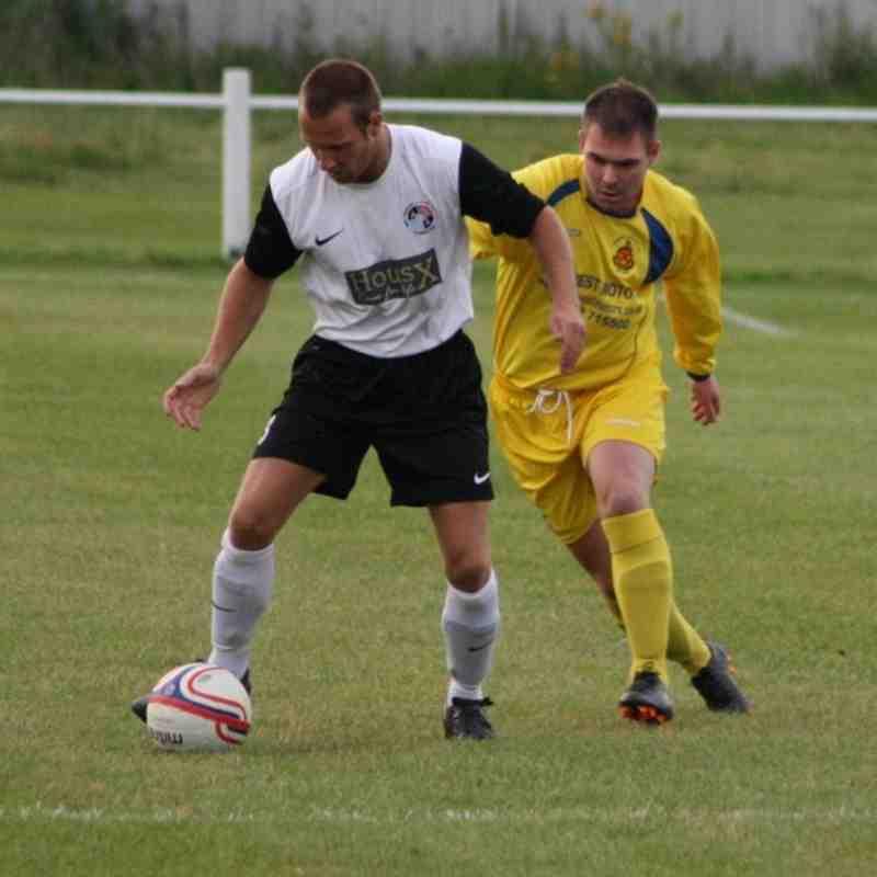 Ashton Athletic v West Didsbury & Chorlton 28/8/13