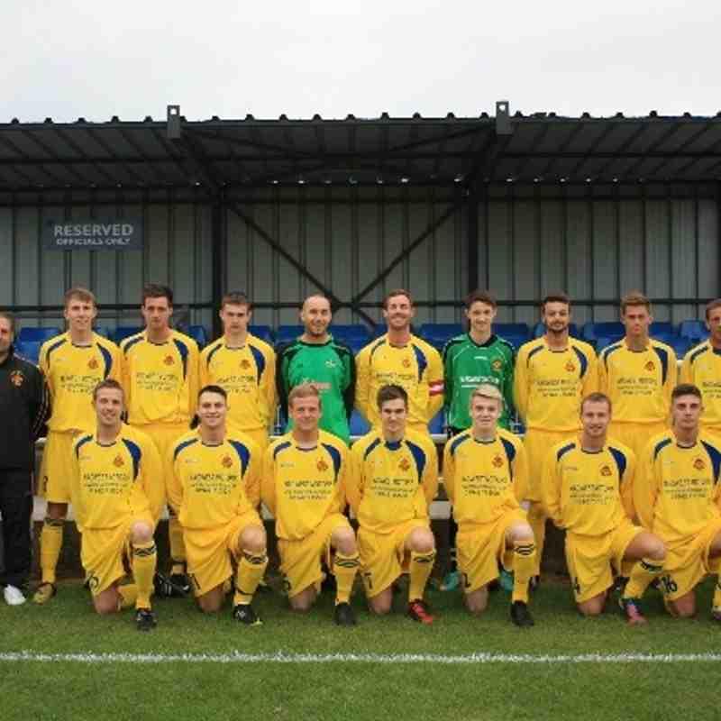 Ashton Athletic Development Squad Squad and Individual Photos