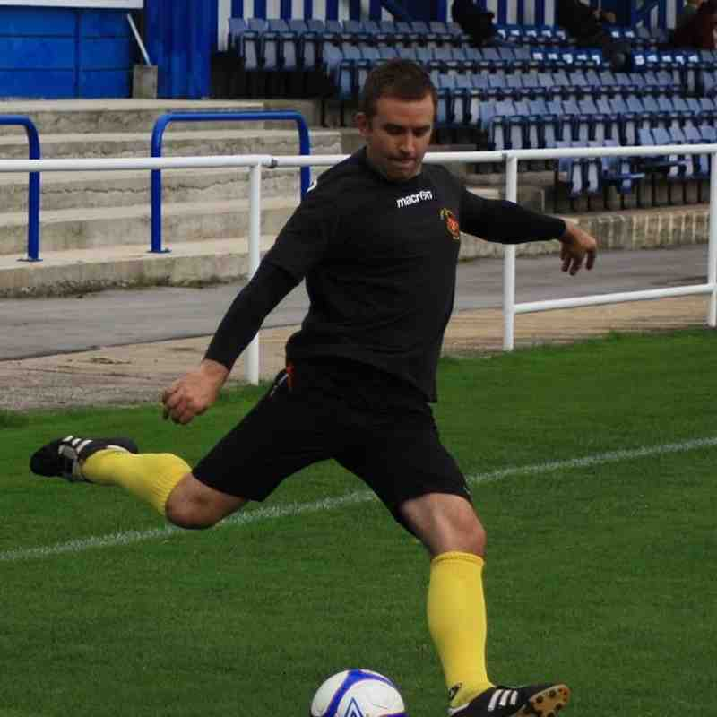 Staveley MW v Ashton Athletic 21/9/13