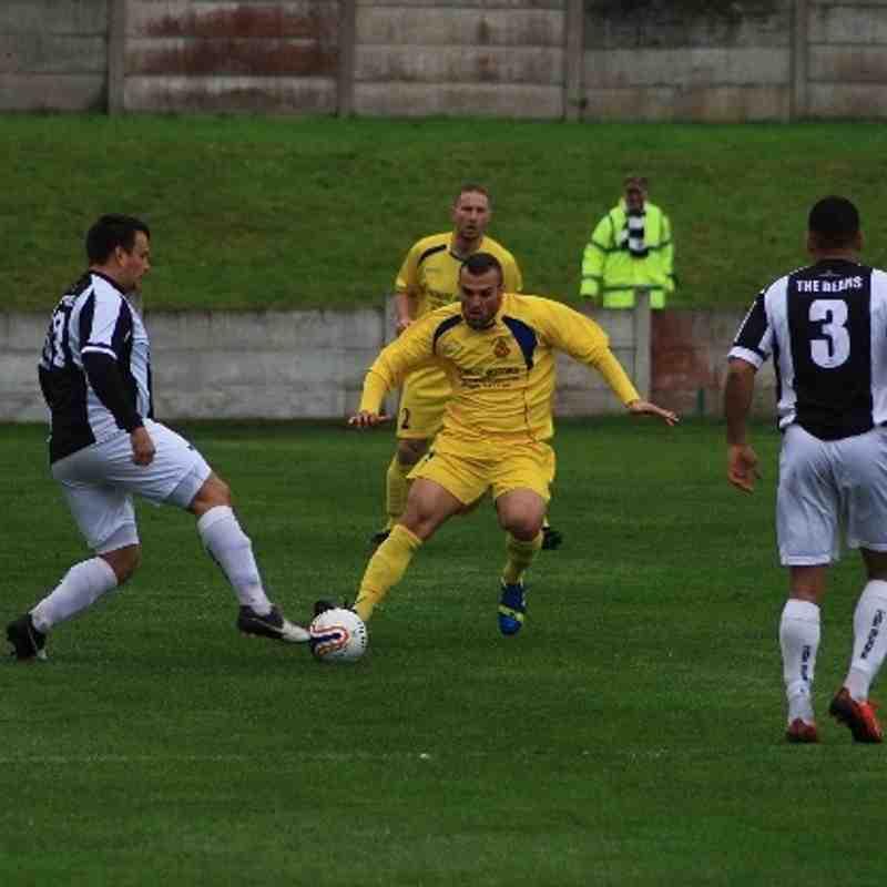Congleton Town v Ashton Athletic 12/10/13