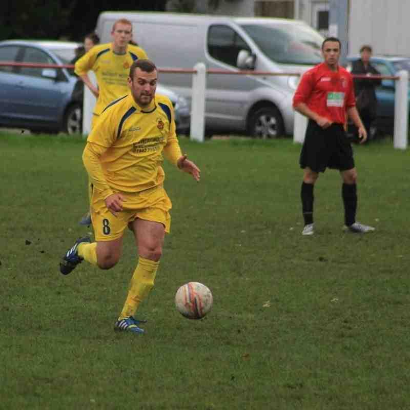 Chadderton Town v Ashton Athletic 26/10/13