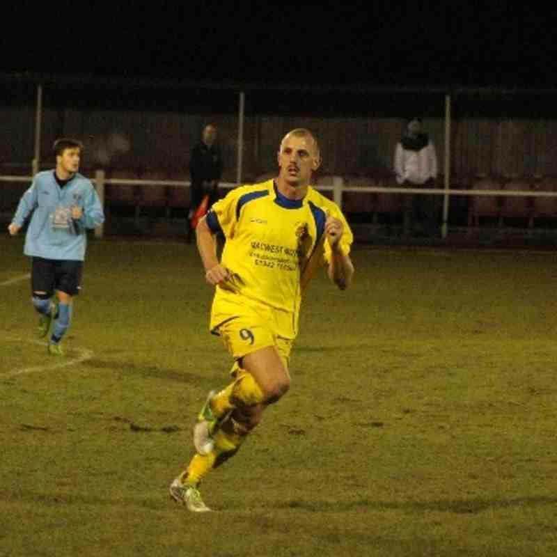 Ashton Athletic v Runcorn Town 19/11/13