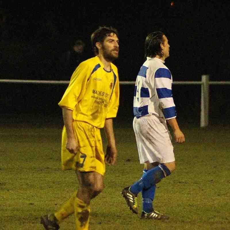 Ashton Athletic v Runcorn Linnets