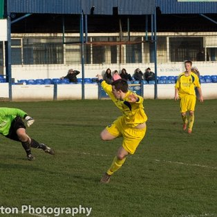 DISSAPOINTMENT AT WINSFORD