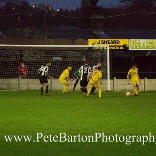 Congleton Town 0-2 Ashton Athletic