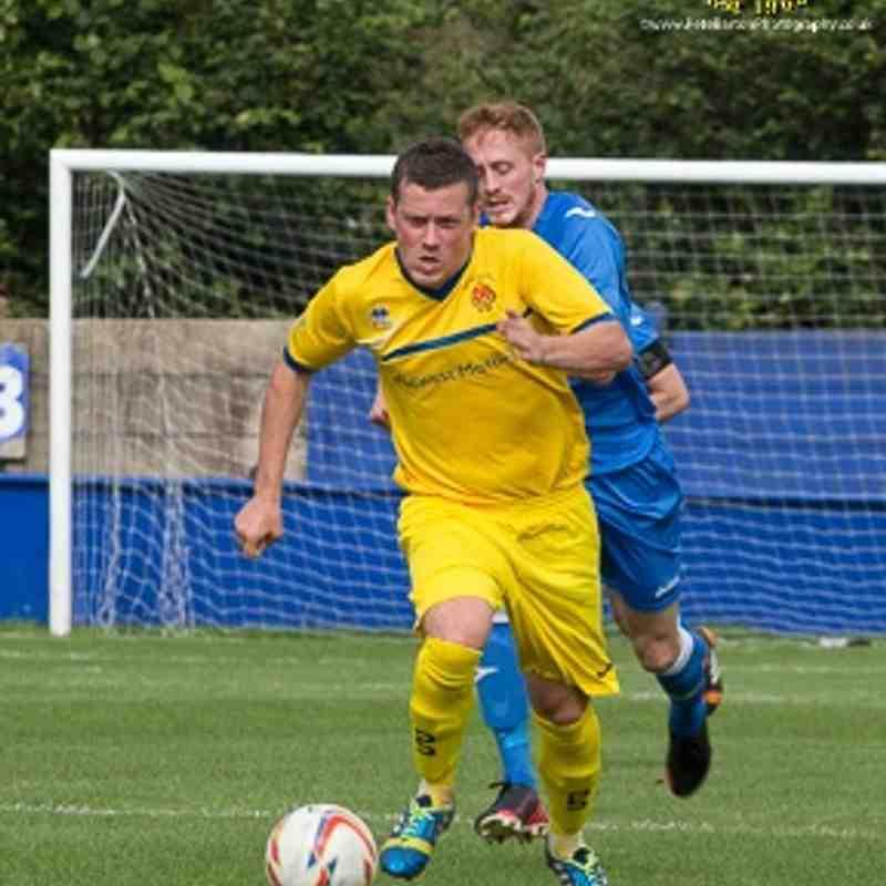 League - Padiham 2 Ashton Athletic 1 - 22/8/15