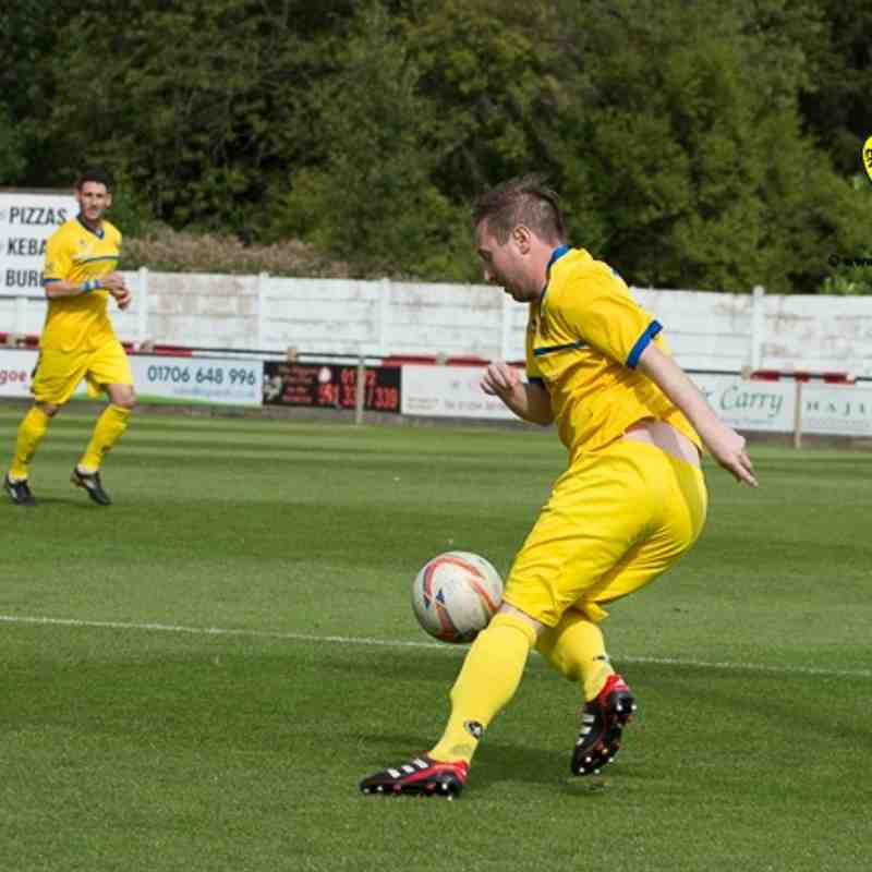 League - Nelson 0 Ashton Athletic 0 - 29/8/15