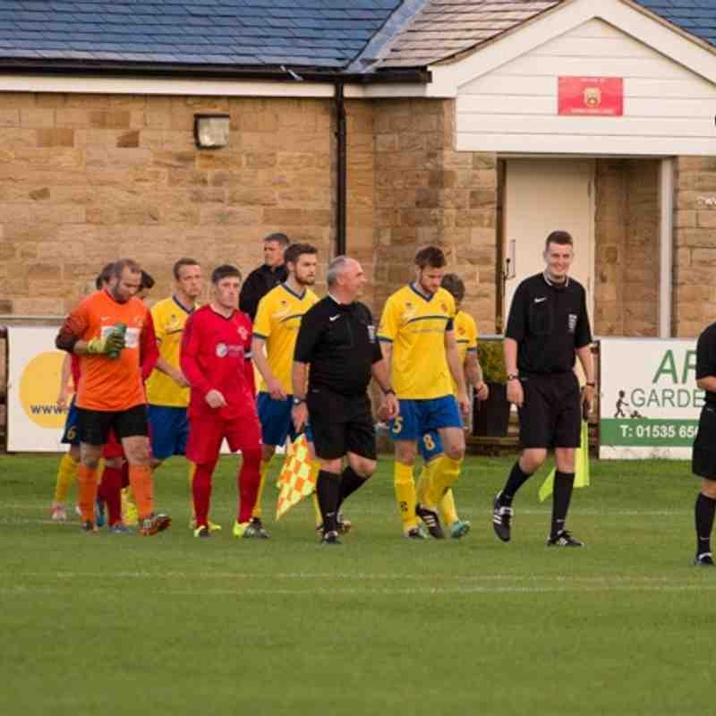 League - Silsden 2 Ashton Athletic 2 - 1/9/15