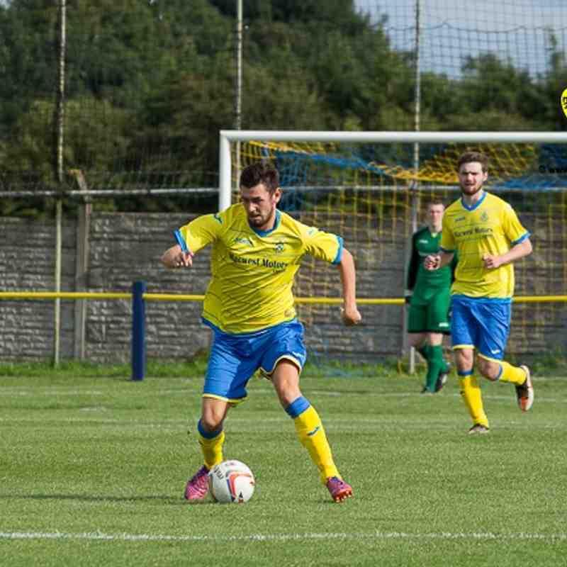 FA Vase - Ashton Athletic 0 Atherton Colls 0 - 5/9/15