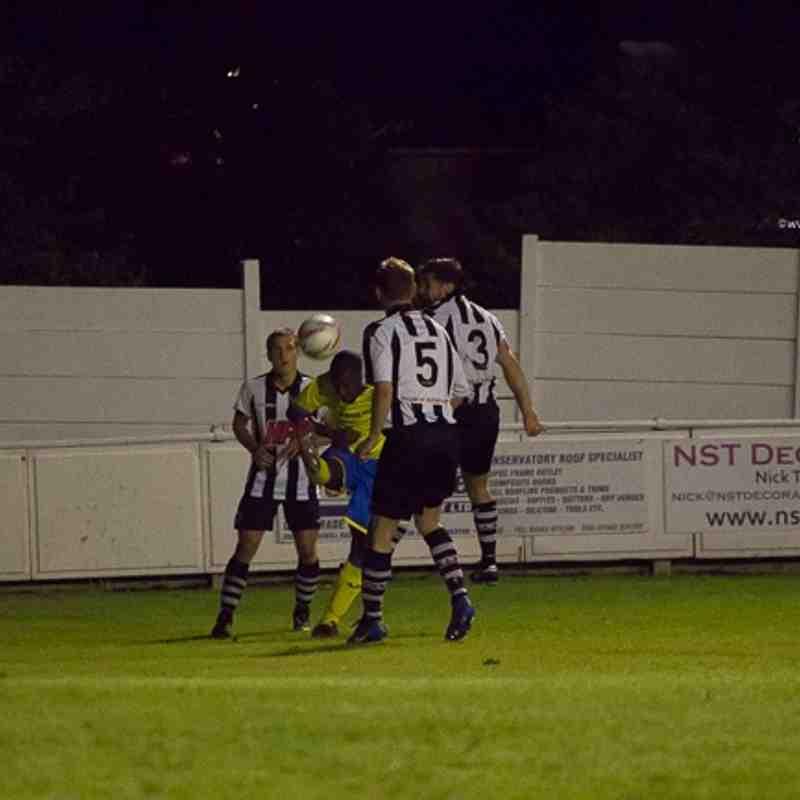 FA Vase Replay - Atherton Colls 3 Ashton Athletic 1 - 7/9/15