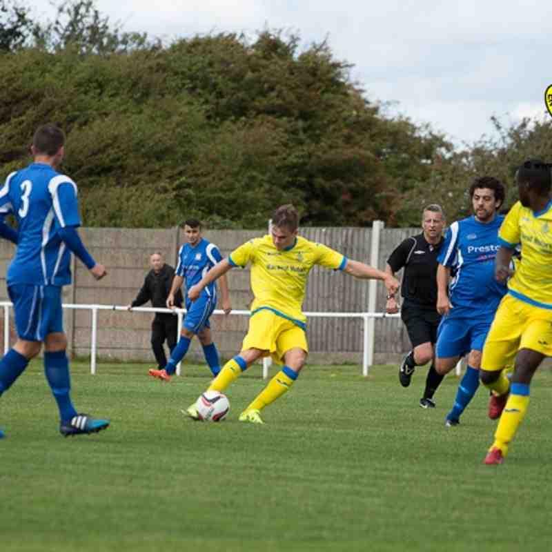 League - Squires Gate 0 Ashton Athletic 0 - 12/9/15