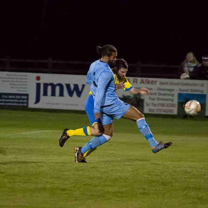 League - Ashton Athletic 3 West Didsbury & Chorlton 0 - 15/9/15