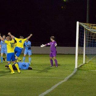 First Team v West Didsbury & Chorlton