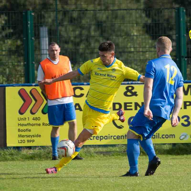 League - Bootle 3 Ashton Athletic 2 - 19/9/15