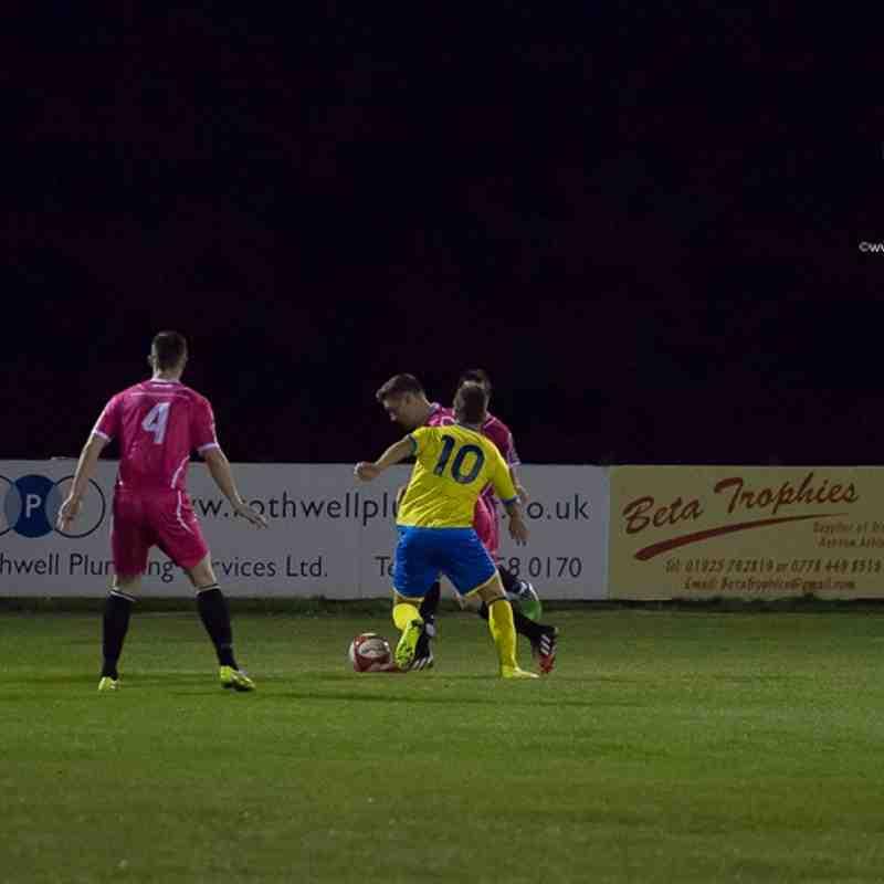 Friendly - Ashton Athletic 1 Chorley 4 - 29/9/15