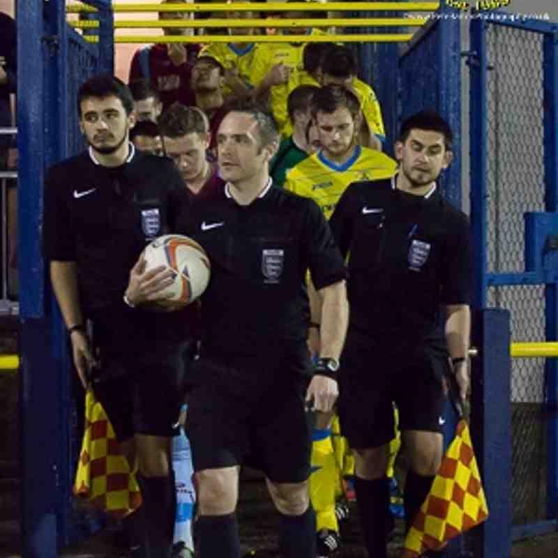 League - Ashton Athletic 4 1874 Northwich 0 - 6/10/15