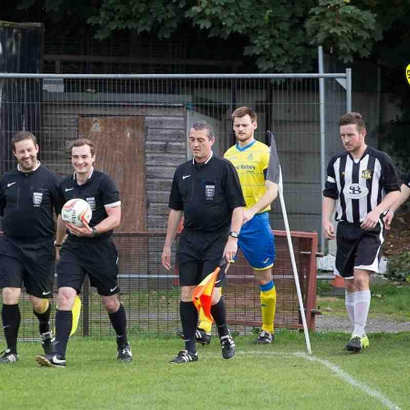 League - Alsager Town 3 Ashton Athletic 3 - 10/10/15
