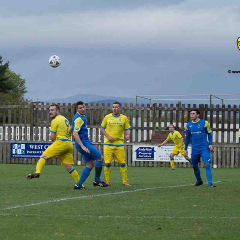 Men Utd Cup - Barnoldswick Town 1 Ashton Athletic 3 - 24/10/15
