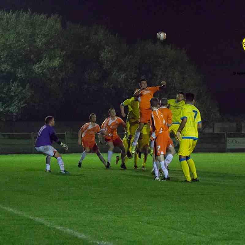 League - AFC Blackpool 2 Ashton Athletic 3 - 27/10/15