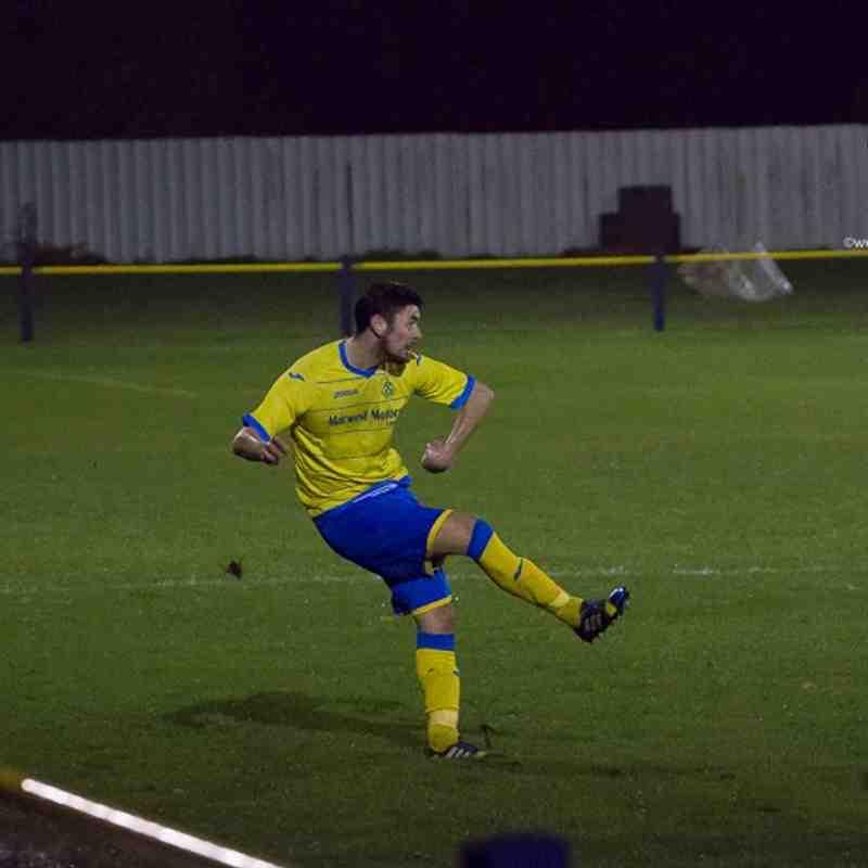 League - Ashton Athletic 2 Winsford United 2 - 17/11/15