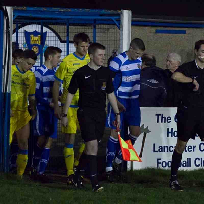 Lancashire Trophy - Lancaster City 2 Ashton Athletic 0 - 15/12/15