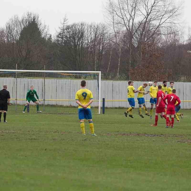 League - Ashton Athletic 2 Silsden 2 - 23/1/16
