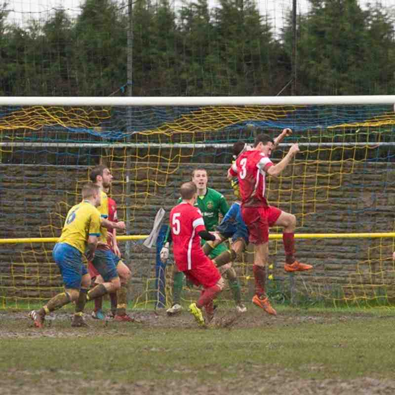 League - Ashton Athletic 1 Alsager 1 - 20/2/16
