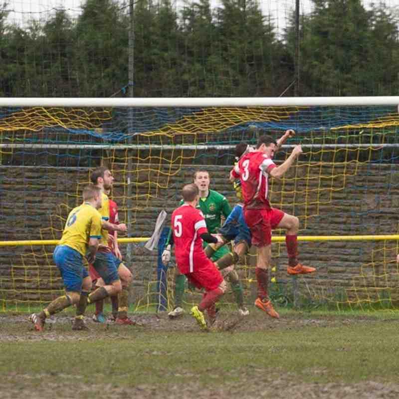 League - Ashton Athletic 1 Alsager 1 - 20/2/16