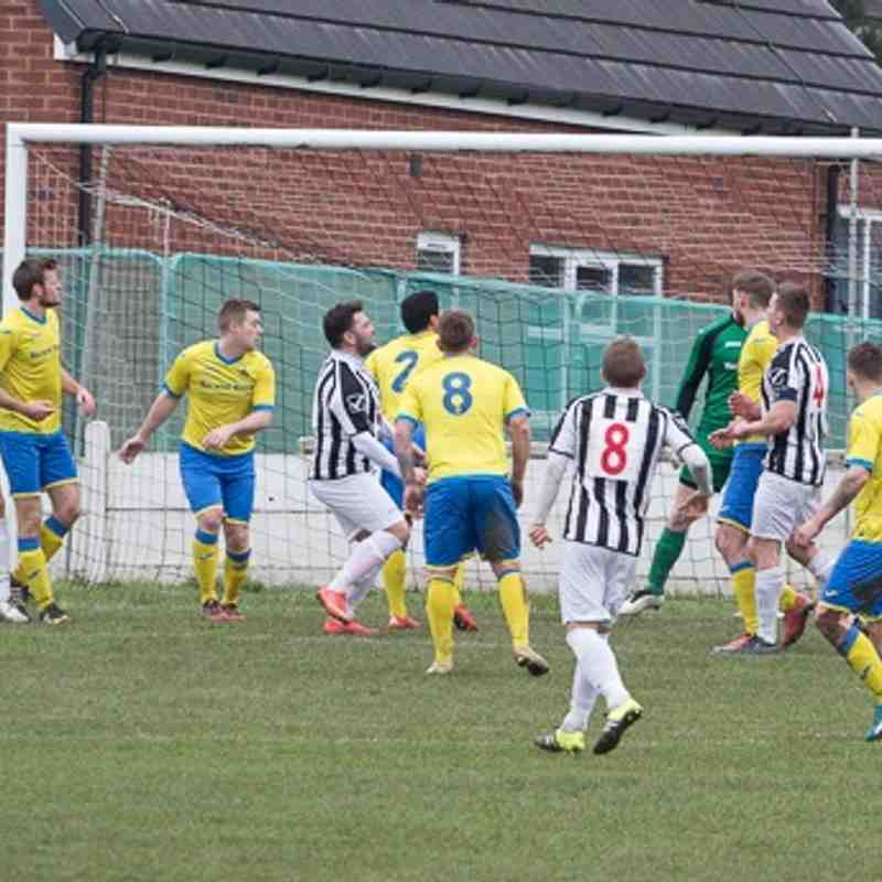 Men Utd Cup - Barnton 3 Ashton Athletic 1 - 27/2/16