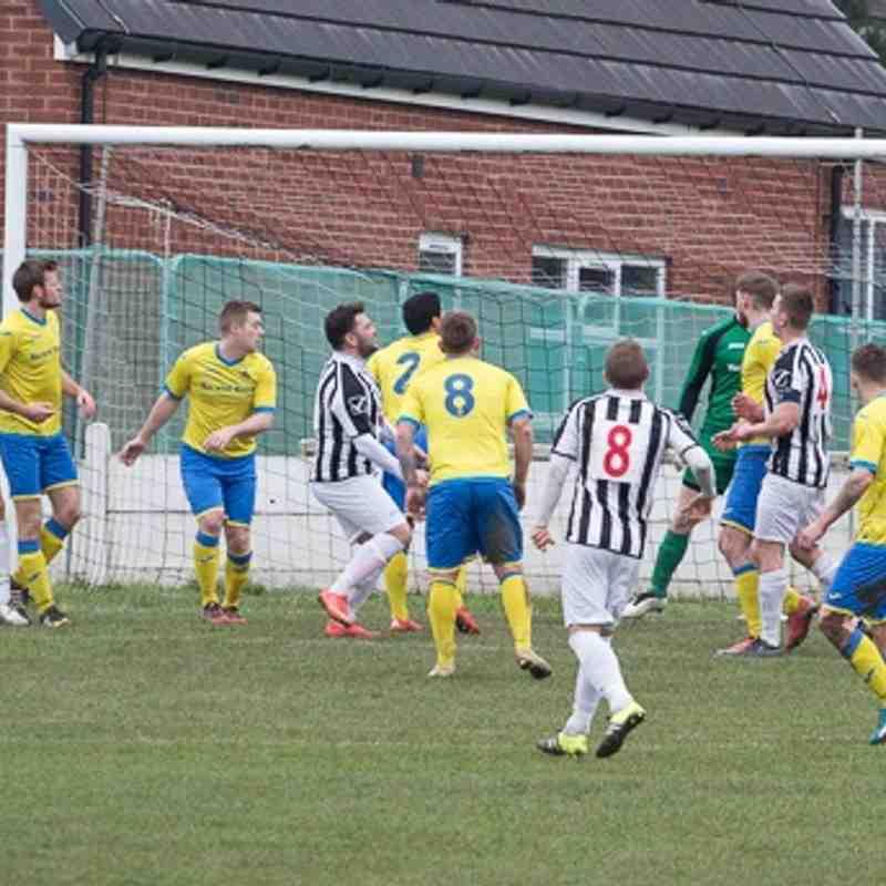 Men Utd Cup - Barnton 3 Ashton Athletic 1 - 27/2/16