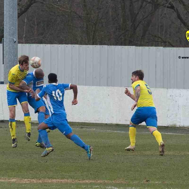 League - Ashton Athletic 2 Nelson 1 - 12/3/16