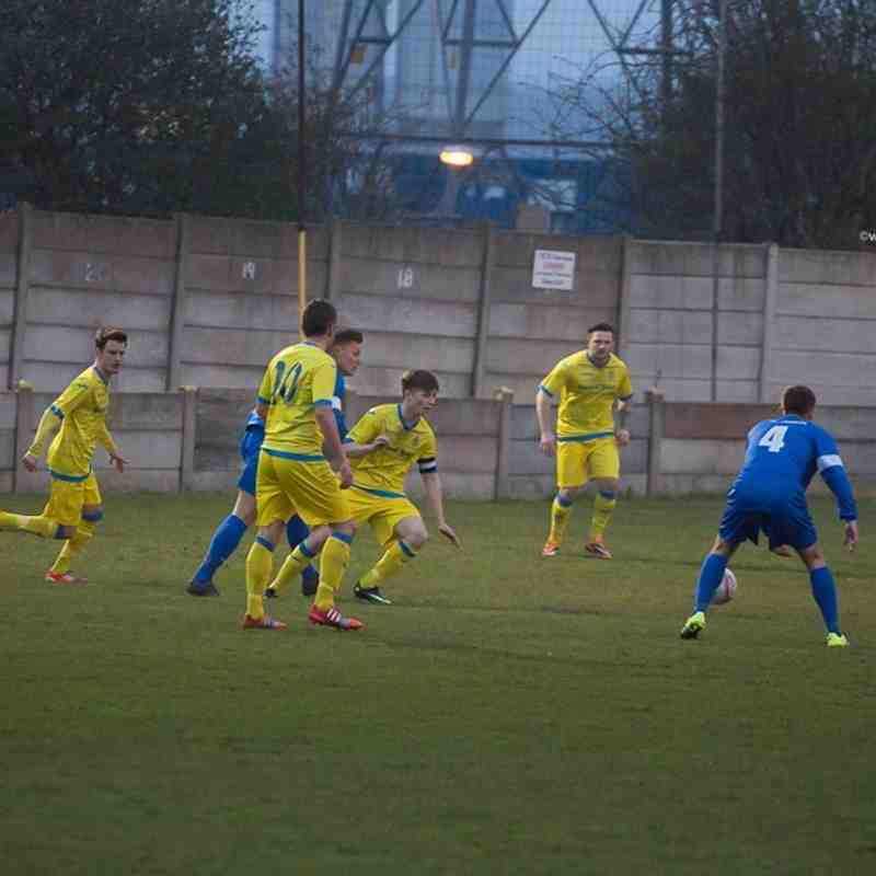 League - Runcorn Town 1 Ashton Athletic 4 - 11/4/16