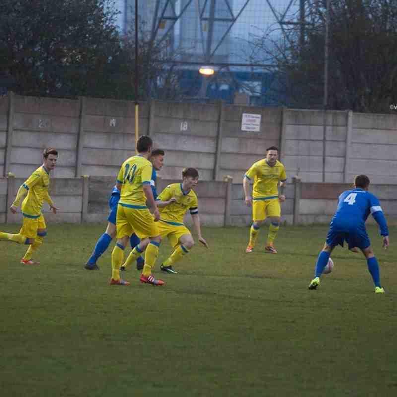 League - Runcorn Town 1 Ashton Athletic 4 - 11/4/16