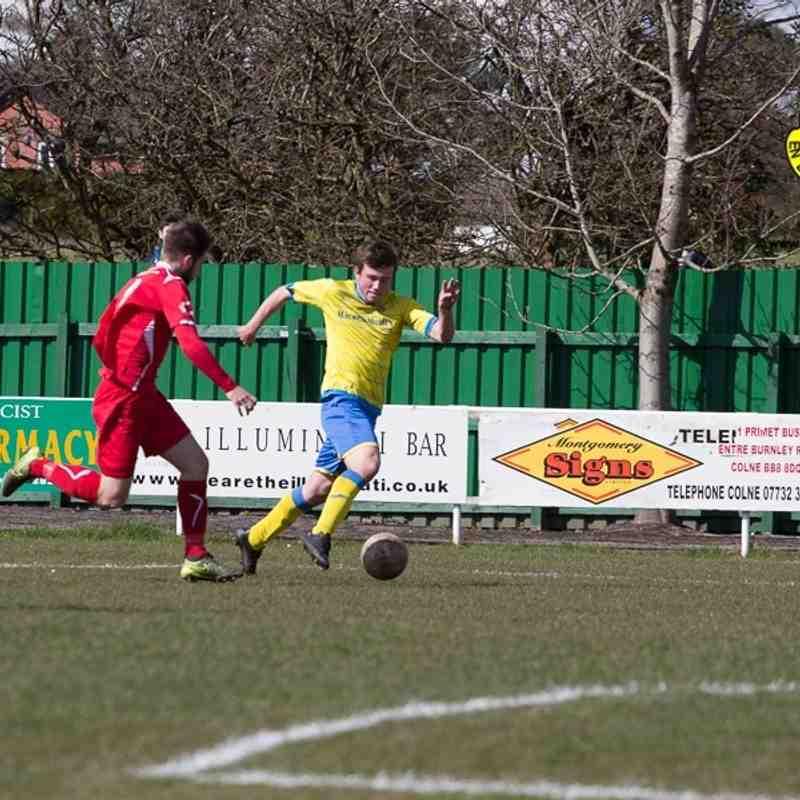 League - Colne 6 Ashton Athletic 2 - 16/4/16