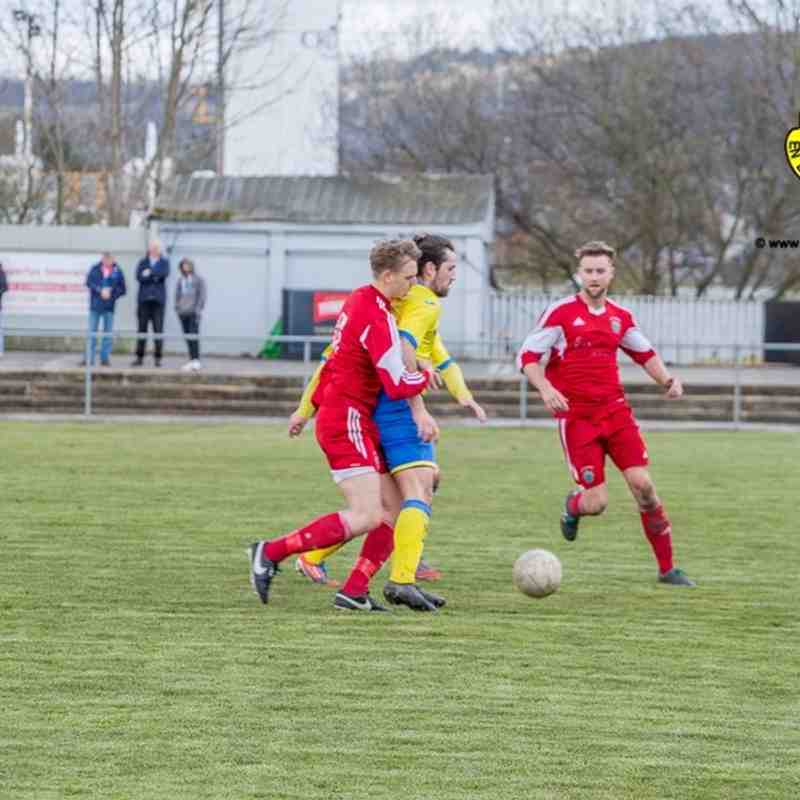 League - AFC Darwen 2 Ashton Athletic 3 - 30/4/16