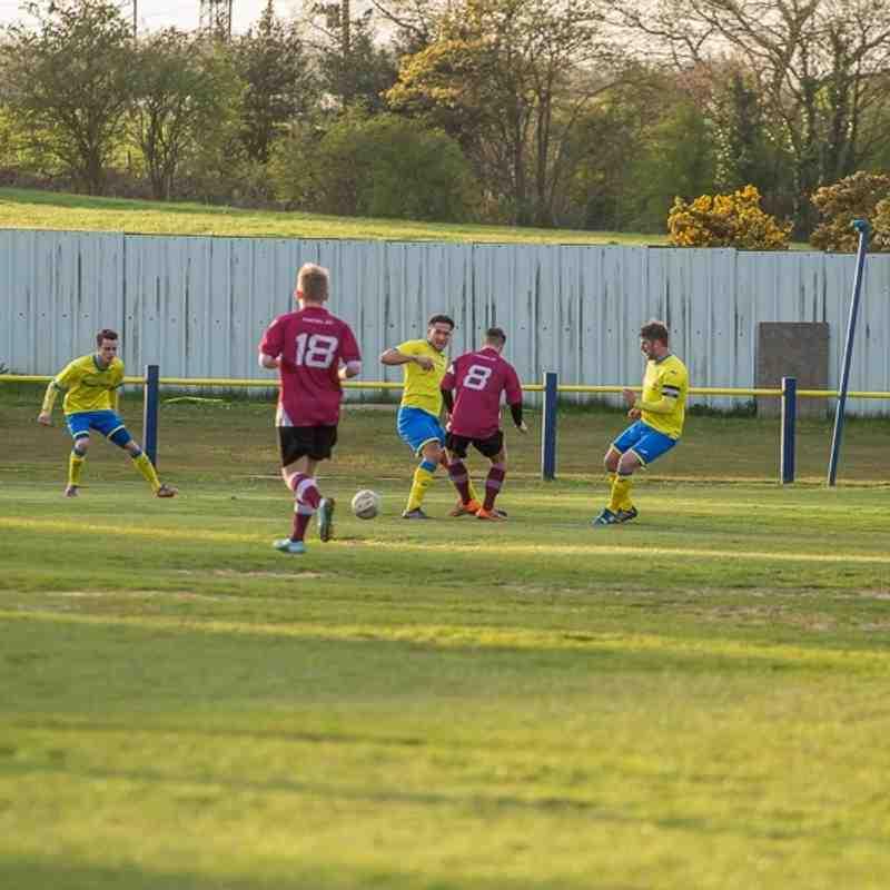 League - Ashton Athletic 1 Abbey Hey 2 - 3/5/16
