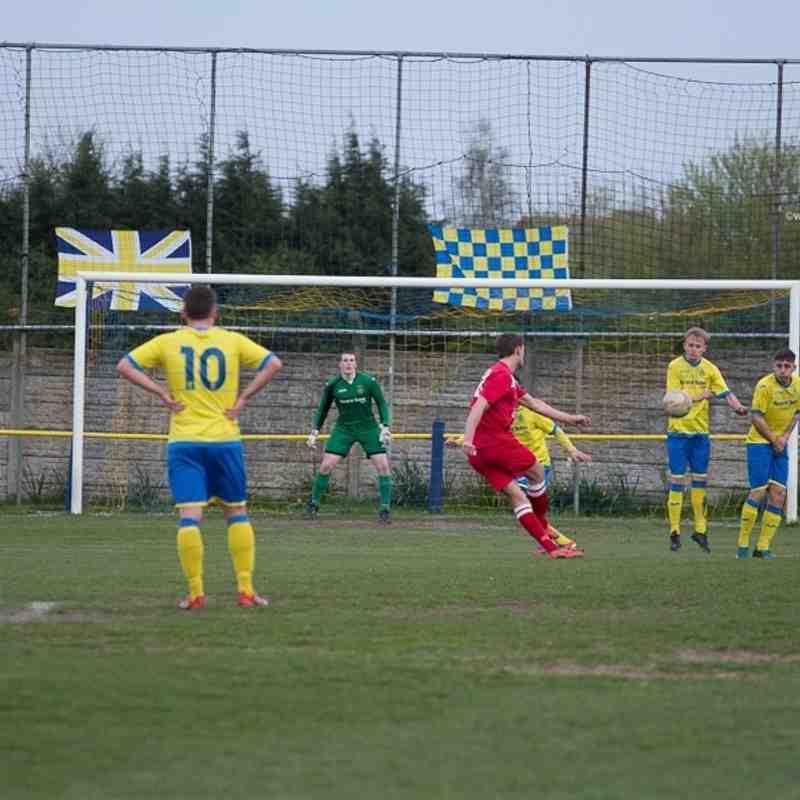 League - Ashton Athletic 2 Atherton Collieries 0 - 5/5/16