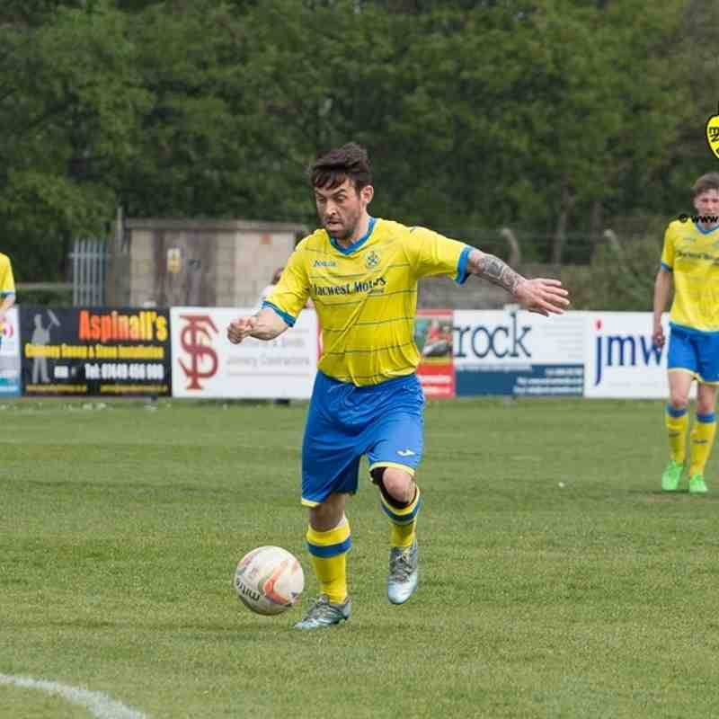 League - Ashton Athletic 0 Squires Gate 2 - 7/5/16