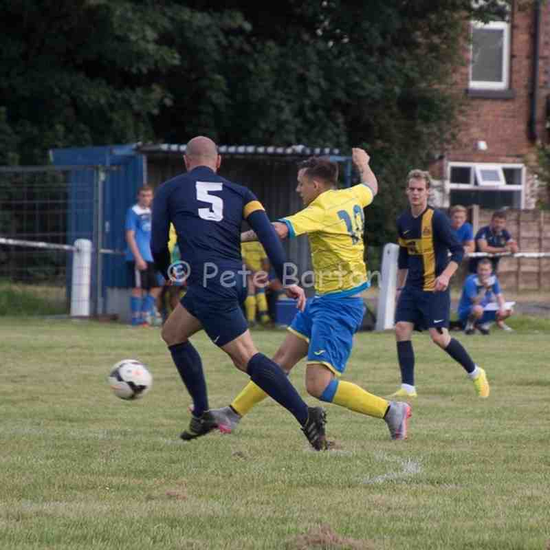 Preseason - Golborne Sports 1 Ashton Athletic 3 - 19/7/16