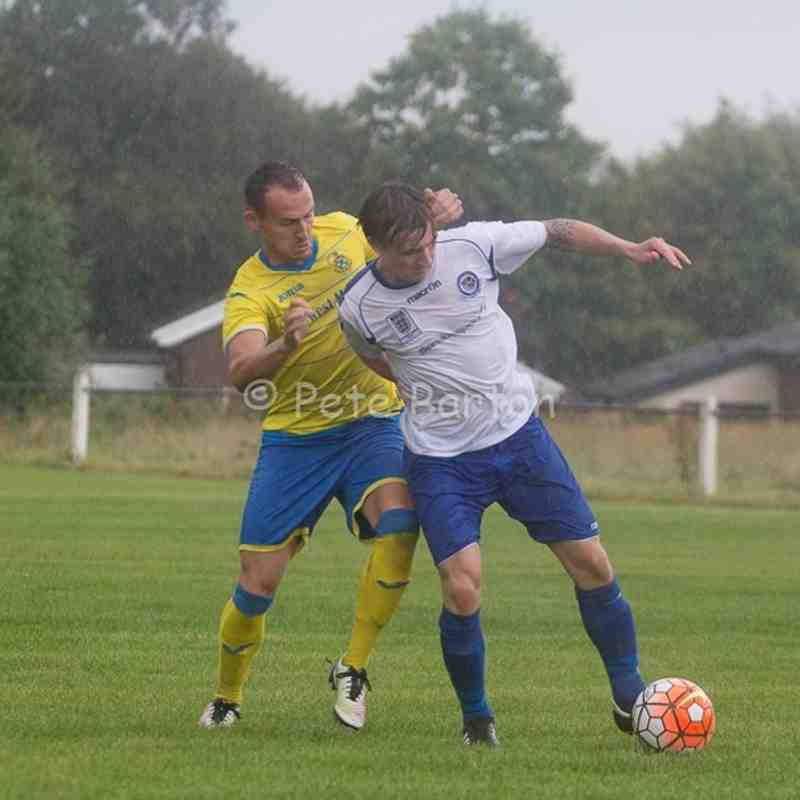 Preseason - Turton FC 1 Ashton Athletic 4 - 21/7/16