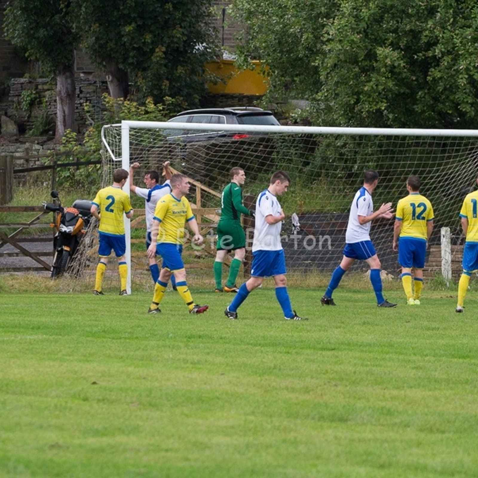 Preseason - Turton FC 1 Ashton Athletic 4 - 21/7/16