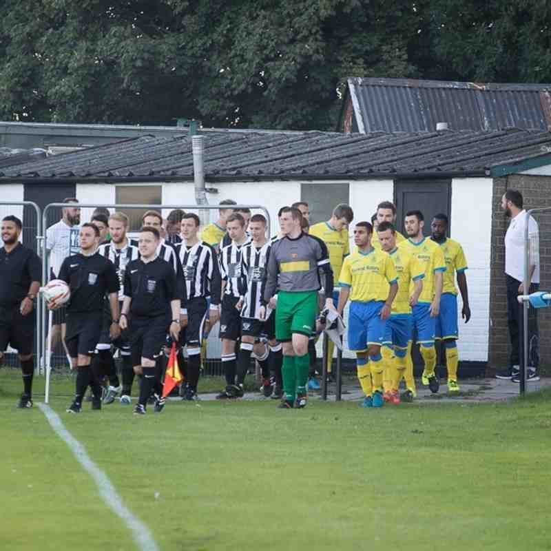 League - Barnton 1 Ashton Athletic 0 - 8/8/16