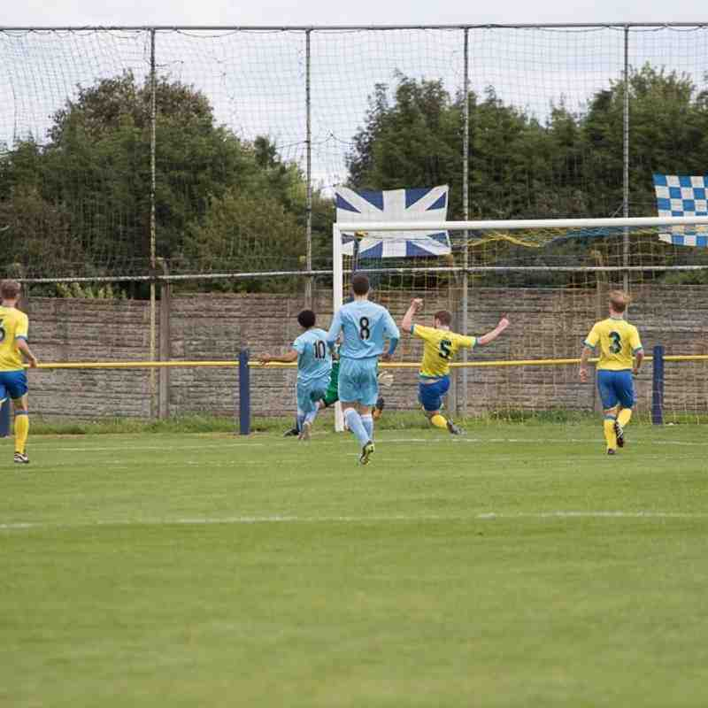 League - Ashton Athletic 2 Maine Road 2 - 13/8/16
