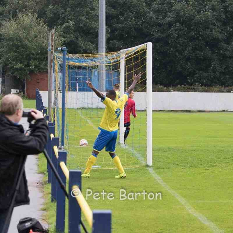 League - Ashton Athletic 3 Hanley Town 2 - 27/8/16