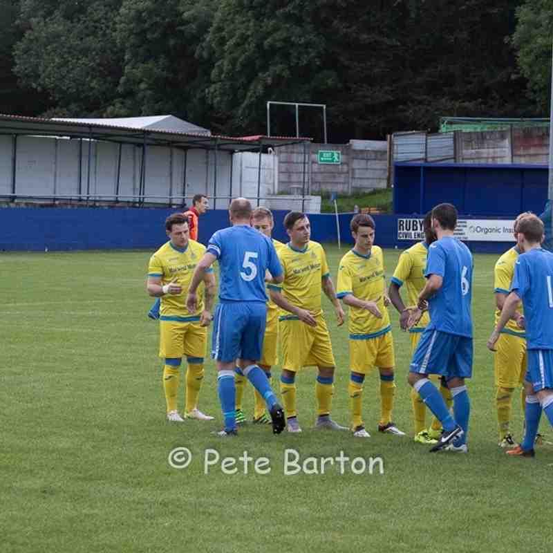 League - Padiham 2 Ashton Athletic 4 - 31/8/16