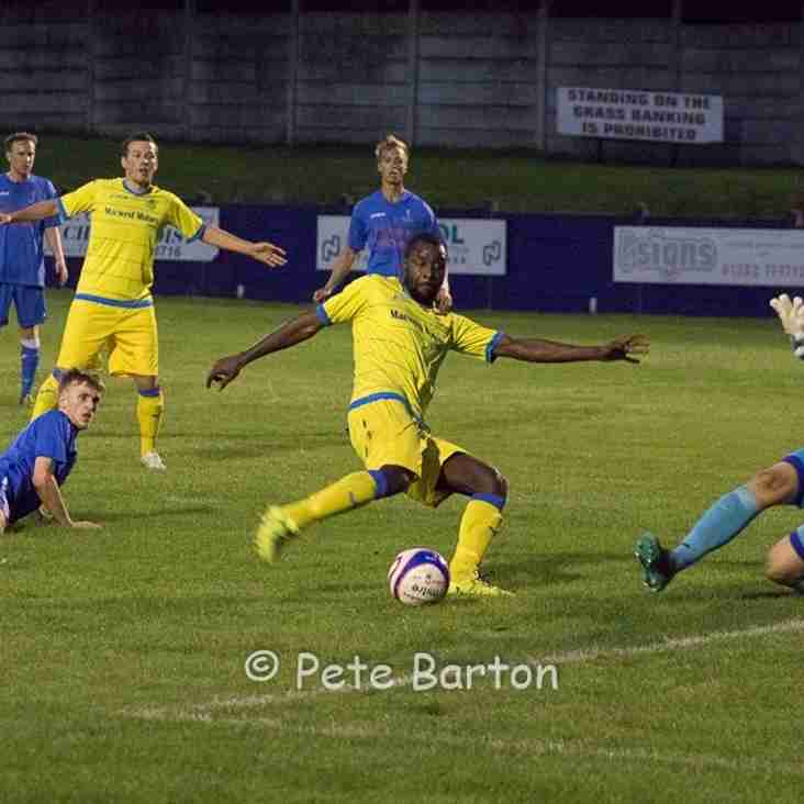 Match Report: Padiham 2 Ashton Athletic 4