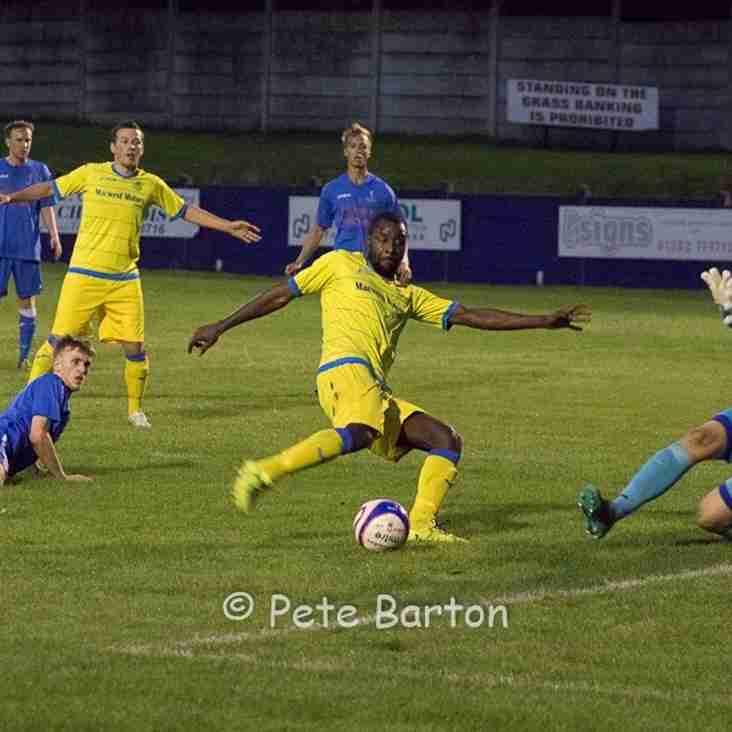 Match Report: Padiham 2 Ashton Athletic 4