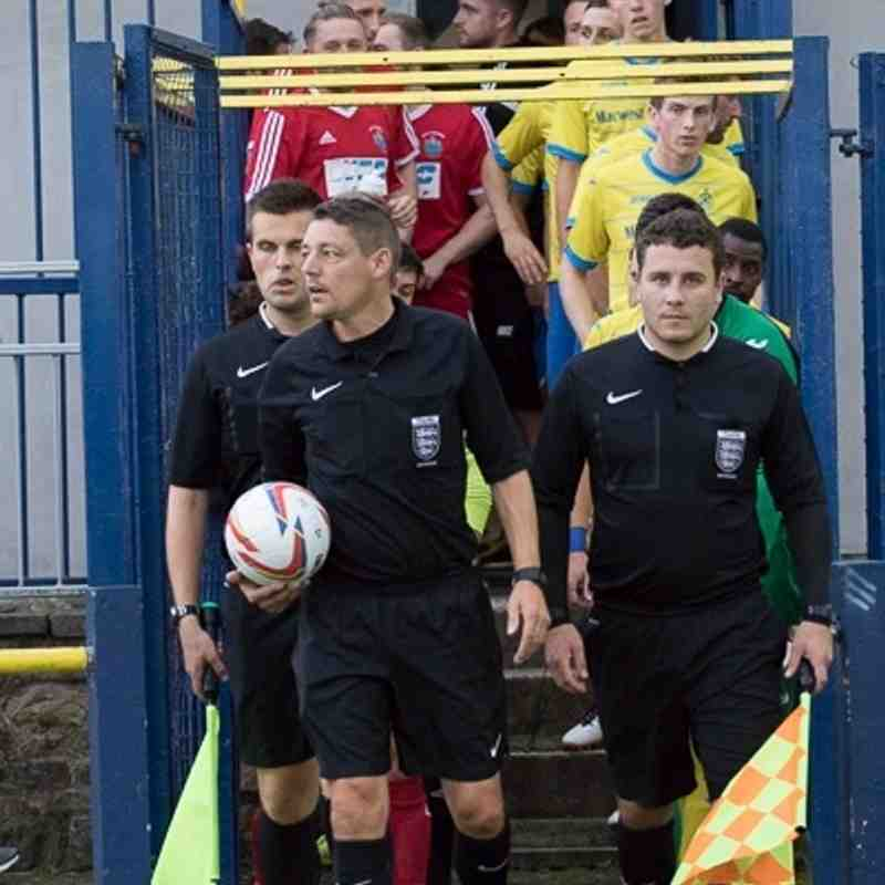League - Ashton Athletic 1 AFC Darwen 3 - 6/9/16